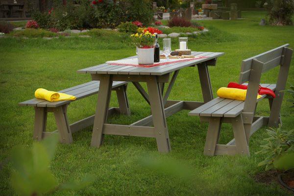 Dārza mēbeles RIVA_Grafīts_4
