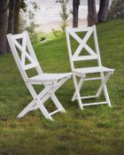 Krēsls Picnic_Balts_1
