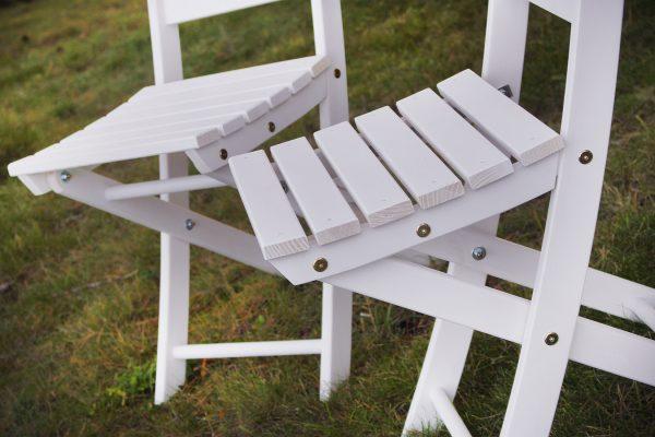 Krēsls Picnic_Balts_2