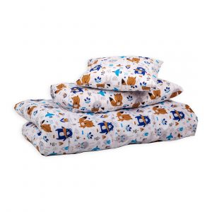 Комплект постельного белья FLK01 для детских кроватей